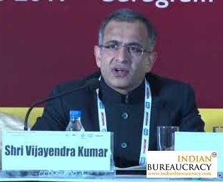 Vijayendra Kumar IAS