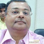 Adhar Sinha IAS