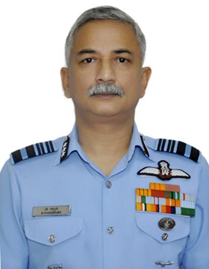 Air Marshal D Choudhury_SASO Hq WAC_indian bureaucracy