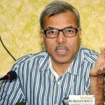 Ajay V Nayak IAS