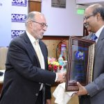 BEL CMD wins Distinguished Engineer Award