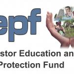 IEPF Authority