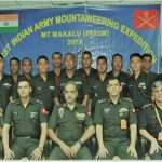 Indian Army Mountaineering Expedition to Mt Makalu