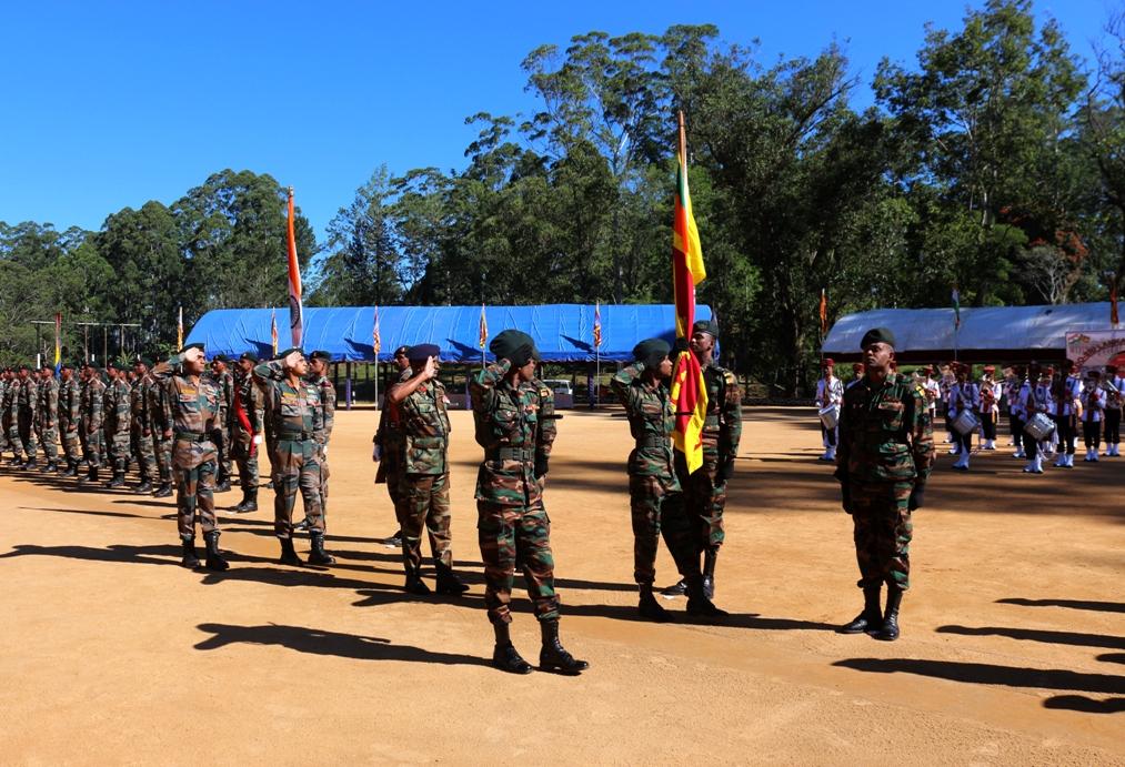 Indo-Sri Lanka Joint Exercise Mitra Shakti-VI