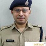 Raj Karan Nayyar IPS