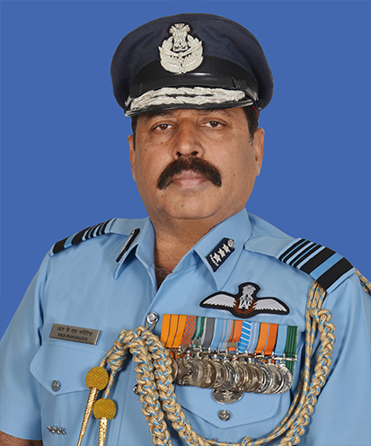 Air Marshal Rakesh Kumar Singh Bhadauria