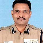 Anand Kumar Somani IPS (Telangana