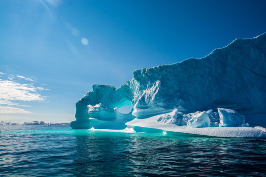 Arctic warming will accelerate climate change