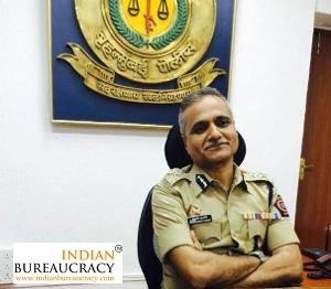 Atulchandra M Kulkarni IPS