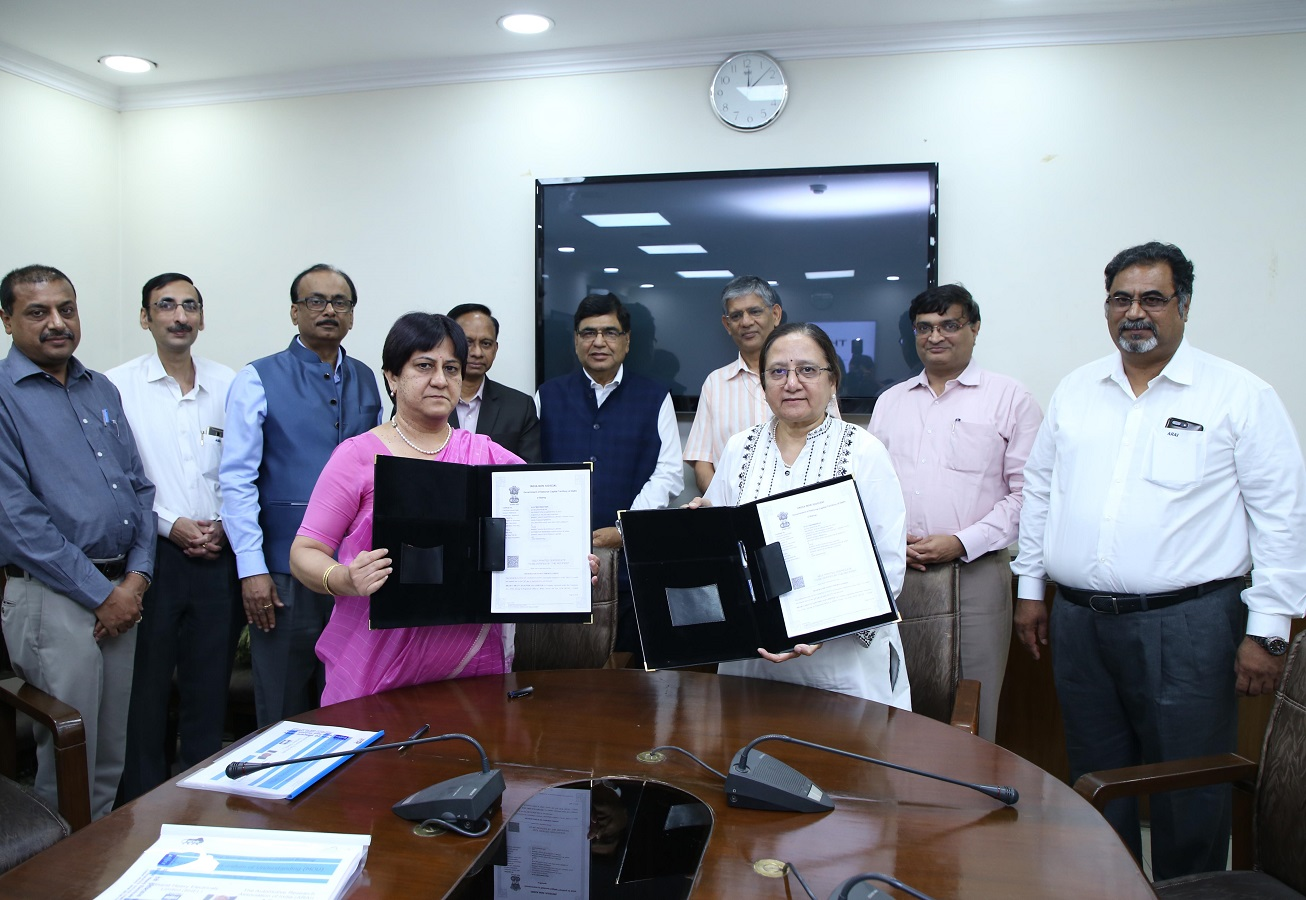BHEL signs MoU with ARAI