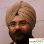 Commander Jasbir Singh MDSL-Indian Bureaucracy