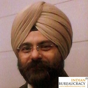 Commander Jasbir Singh MDSL-Indian Bureaucracy