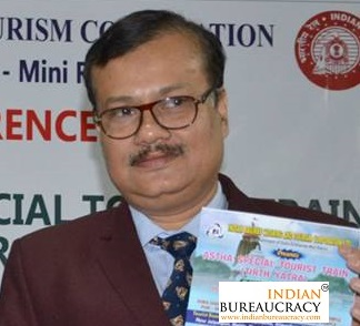 Debashis Chandra, GGM , IRCTC