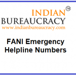 FANI Emergency Helpline Numbers