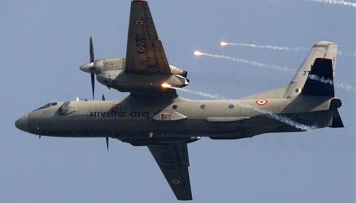 IAF's AN-32 Aircraft
