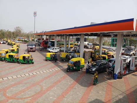 IndianOil teams work round-the-clock to maintain supplies