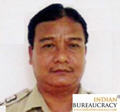 Jitendra Debbarma IPS