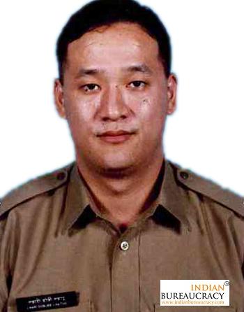 Lhari Dorjee Lhatoo IPS