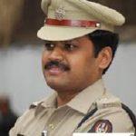 M Stephen Raveendra IPS (Telangana