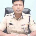 Madhukar Pandey IPS