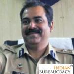 Niket Kaushik IPS Maharashtra