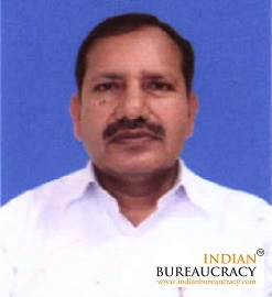 Pradip Kumar Chakrabort IAS