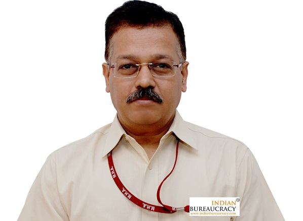 Rajesh Bhushan IAS