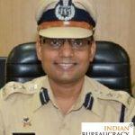 Rajesh Pradhan IPS MH