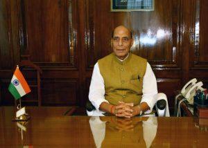 Rajnath Singh Defence Minister