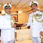 Rear Admiral Suraj Berry