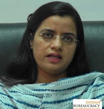 Sangeeta Tetarwal IAS