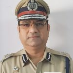 Santosh Rastogi IPS