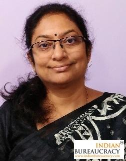 Chaitali Chakrabart WBCS