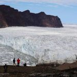 Tsunami signals to measure glacier calving in Greenland