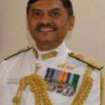 Vice Admiral Narayan Prasad, AVSM, NM