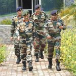 Eastern Army Commander visits Misa Camp