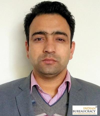 Amit Kumar Sharma IAS