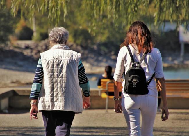 Among older women, 10,000 steps per day not needed for lower mortality