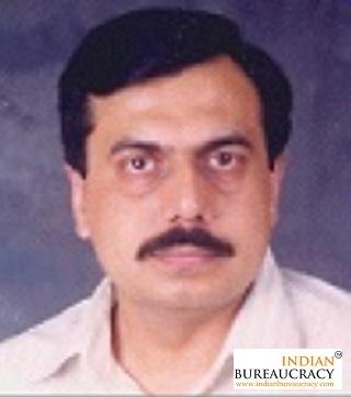 Ashok Sangwan IAS