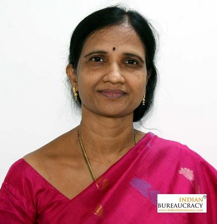 B Udayalaxmi IAS