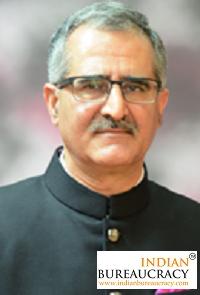 Depinder Singh Dhesi IAS