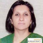Dipti Gaur Mukharjee IAS