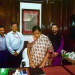 FM holds Pre-Budget Consultation with Economists