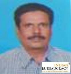 G C Vrushabendra Murthy IAS