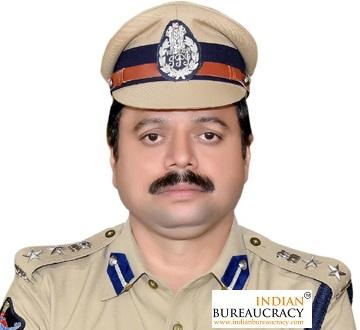 G V G Ashok Kumar IPS