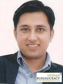 Gaurav Singh Sogarwal IAS