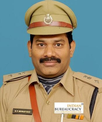 K V Mohan Rao IPS