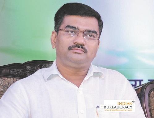 Khade S PandharinathIAS