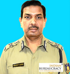 Kuldiep Singh IPS