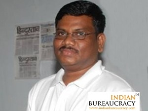 M Saravanan IAS